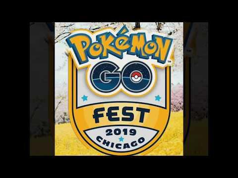 Pokemon GO Fest in 2019  Chicago, Dortmund, and Asia