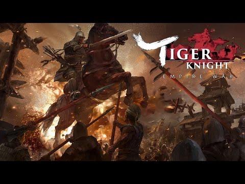 Tiger Knight: Empire War - Announcement Trailer