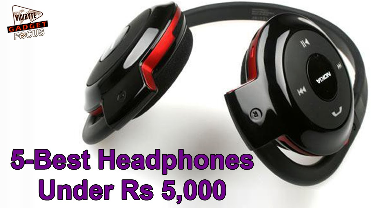495b1f63018 5 Best Over-The-Head Wireless Headphones Under Rs 5,000 - YouTube