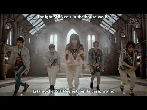 SHINee - Sherlock [Sub Español + Hangul + Romanización]