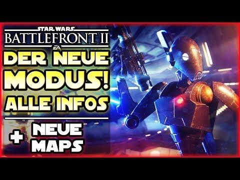 Neuer Modus alle Infos! + Neue Maps!   Vorherrschaft Star Wars Battlefront 2 Capital Supremacy thumbnail