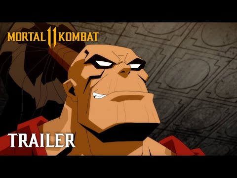 mk-legends:-scorpion's-revenge-|-trailer-|-mortal-kombat