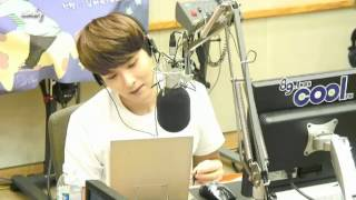131205 Fans message 1 Super Junior Ryeowook KTR