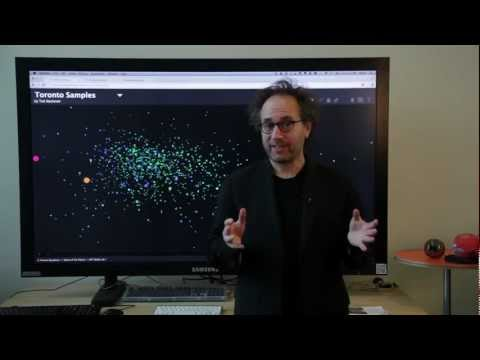 "Tod Machover - The Constellation App for ""A Toronto Symphony ..."