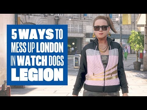 Watch Dogs Legion's London is impressive, but I'm worried its main gimmick will fall flat