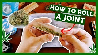 How to Roll a Joİnt for Beginners