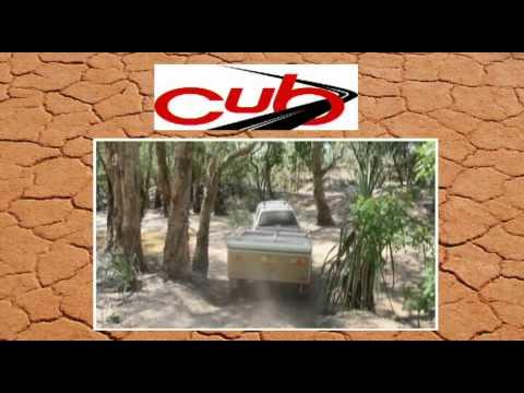 Birdsville to Kakadu with Isuzu D-Max and CUB Camper - Allan Whiting