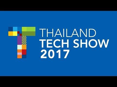 Thailand Tech Show 2017