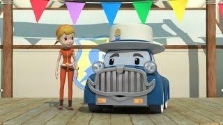 Робокар Поли - Приключение друзей - Жизнь в нашем городке (мультфильм 38) Развивающий мультфильм