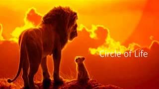 Gambar cover Circle of Life/Nants' Ingonyama Lion King 2019 Lyrics Video -  Lindiwe Mkhize & Lebo M