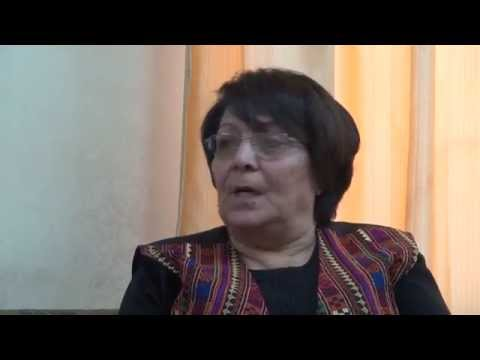 Laila Khalid, Interview Jordan January 2014
