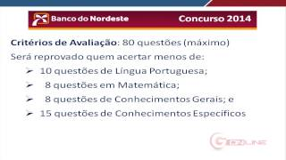 Traduzindo Edital Banco do Nordeste - Cid Roberto