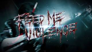 EVIL INVADERS - Feed Me Violence (Album Teaser) | Napalm Records