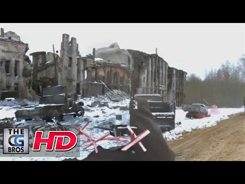 """CGI VFX Compositing Breakdown HD: """"Life And Fate""""  by - Wireframe Studios"""