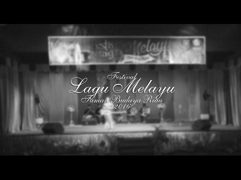 Festival Lagu Melayu 2016 Taman Budaya Riau