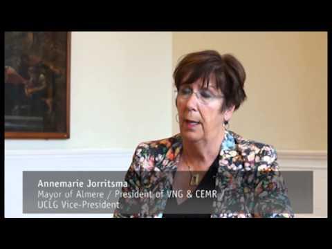 #Localizing2015 - Interview with Annemarie Jorritsma