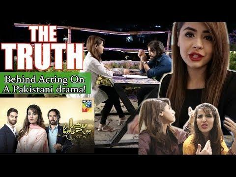 The Real Truth Behind Acting on Main Khayal Hoon Kisi Aur Ka| Browngirlproblems1