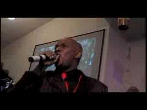 Brent Jones & The T.P. Mobb --- Cry Holy