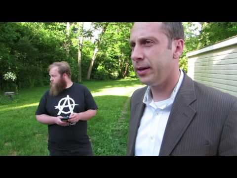 Libertarian Party Convention Stripper and Candidate James Weeks on LP Convention and Stripping