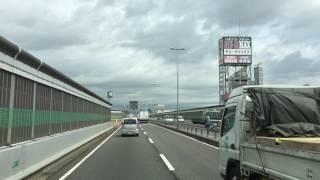阪神高速堺線・環状線・池田線  堺→池田木部第二