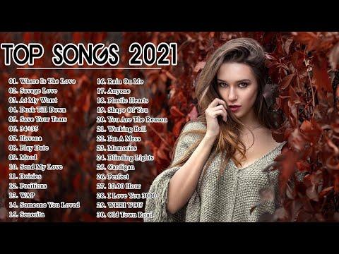 Angielskie Piosenki 2021 ♦ Najpopularniejsze Piosenki 2021 ♦ Najlepsza Muzyka Pop 2021