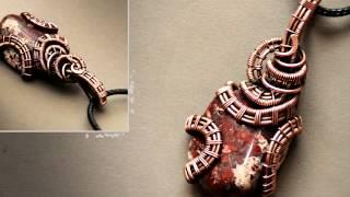 украшения из натуральных камней(самые интересные браслеты 1:25 2:40 3:10 4:26 бижутерия украшения бижутерия крючком бижутерия на море бижутерия..., 2014-12-02T20:14:01.000Z)