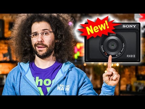 """SONY's """"NEW"""" Camera & GAME CHANGING Firmware UPDATE!!!"""