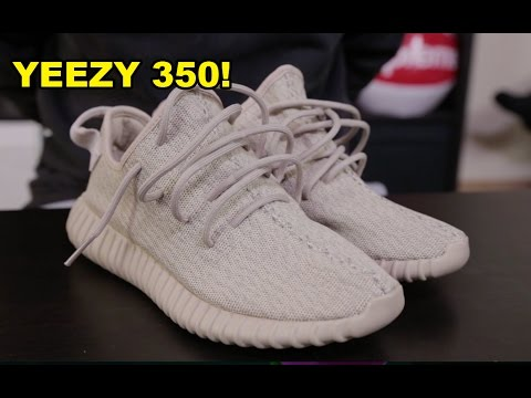 4 WAYS TO LACE YOUR YEEZY 350'S