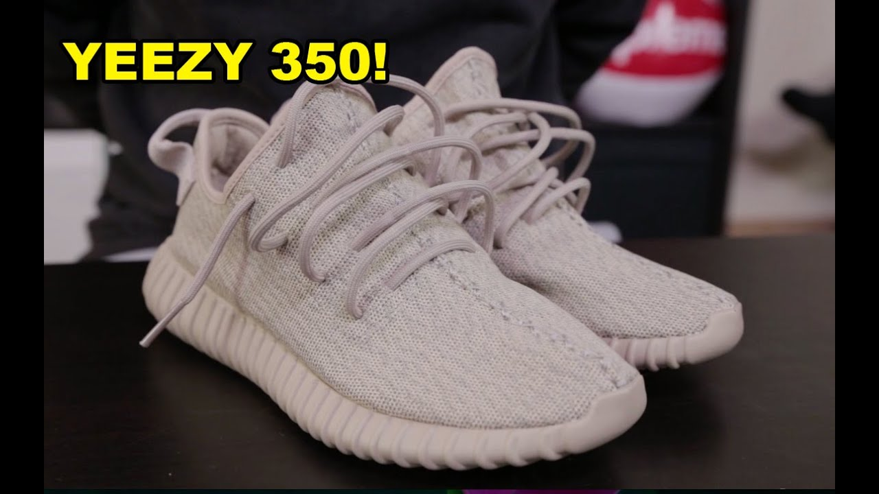 e1800987045d2 4 WAYS TO LACE YOUR YEEZY 350 S - YouTube