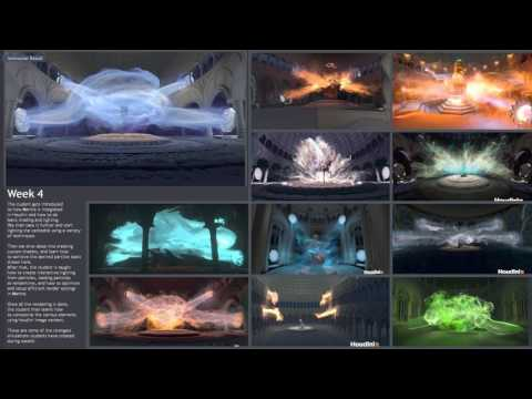 Introduction to FX in Houdini best of 2016