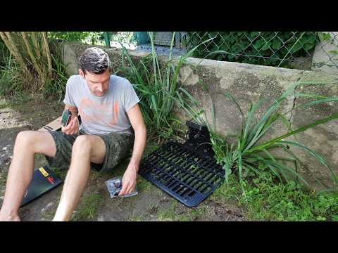 Worx Landroid Mähroboter SO500i Einrichtung, App und Taufe :-)