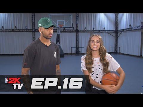 D'Angelo Russell & All-Star Tournament Update - NBA 2KTV S3. Ep. 16
