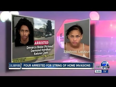 DPD Links String Of Home Invasions, Burglaries After Capture Of Teen Implicated In May Murder