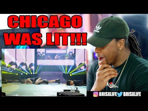 Lisa Solo Swalla Dance @ Blackpink In Your Area Chicago Concert Live Fancam 190424 | Reaction!!!