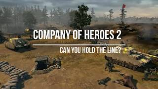 Company of Heroes 2 - Impressive Defence