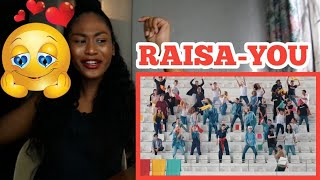 Raisa - You (Official Music Video) | Reaction