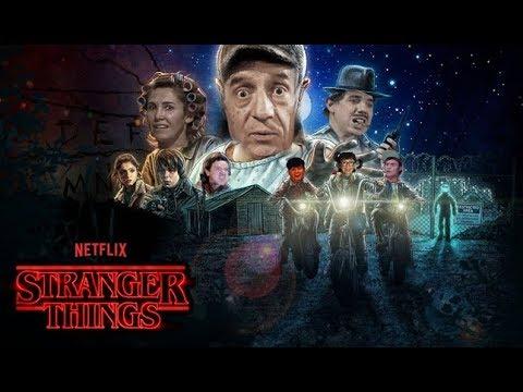 Stranger Things Season 2 Thriller Trailer Televisa