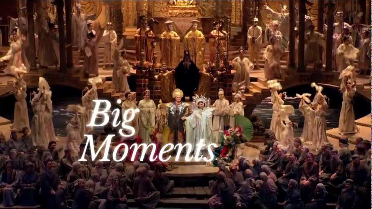 The Metropolitan Opera: Live Big Television Spot