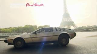 Histoire : La DeLorean de