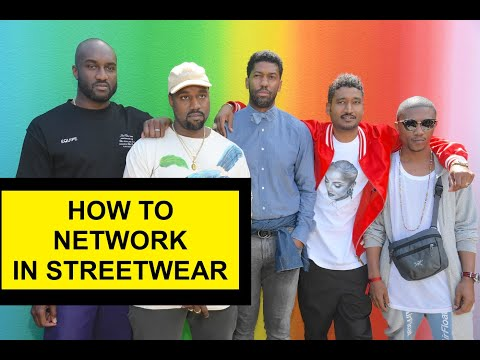 How To Network In Fashion