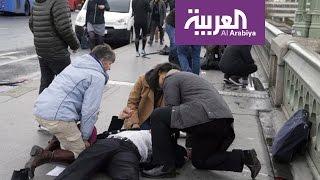 صور من هجمات لندن أمام البرلمان 01