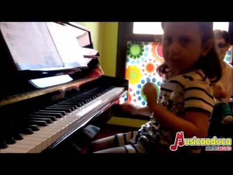 Himno a la alegría -  Delia Queipo Martínez -   Mi Teclado 1