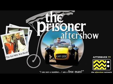 """The Prisoner (Patrick McGoohan) """"The Girl Who Was Death"""" Ep 15 Review & After Show 