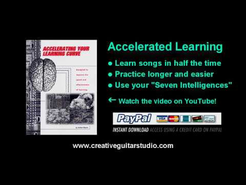 Accelerated Learning: Audio Program Now Available