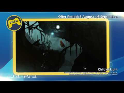 [PS Plus August 2017 Offers]