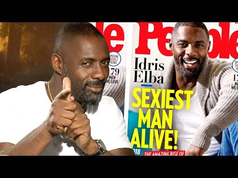 Jo Jo - Idris Elba Is That Guy!