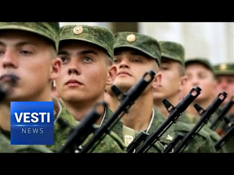 Russia Celebrates Conscription Day WIth Eye To Professional Russian Army of the Future