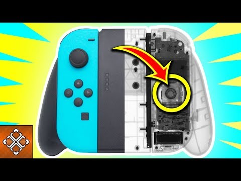 5 SECRETS Hidden Within Nintendo Switch Controllers