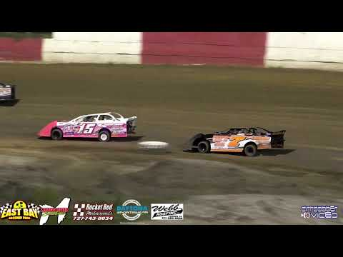 East Bay Raceway Park Outlaw 4 Program 9/29/18