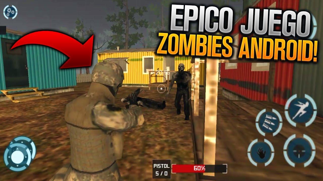 Descarga Epico Juego Mundo Abierto Zombies Online Android Youtube